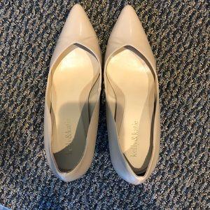 Kelly & Katie nude heels Size 8.5